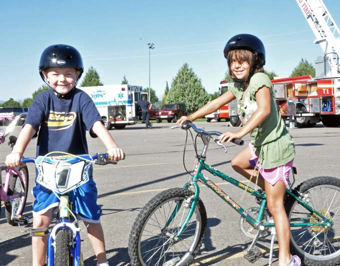 7195 easton armitage maggie langer Bike safety is fun