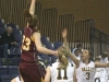 With Berthoud down by one late in the 3rd period, Julia Perry goes in for a layup.