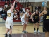 thumbs bezanson free throw 1 Girls Basketball Falls to Thompson Valley