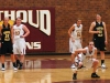 thumbs defense waits 6 Girls Basketball Falls to Thompson Valley