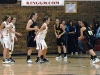thumbs defense 3 Girls Basketball Falls to Thompson Valley