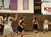 thumbs wikre down court 2 Girls Basketball Falls to Thompson Valley