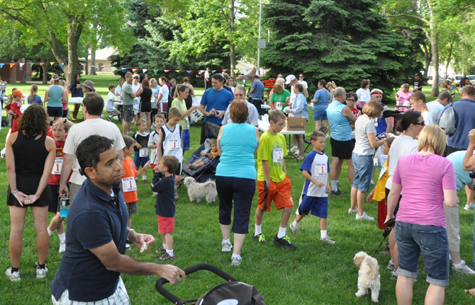 0k 5760 crowd Berthoud Day a big success: 5K results