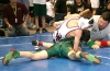 thumbs chad ellis setting up a move on and adams city opponent Berthoud Wrestling Club brings home 10 trophies