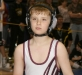 thumbs dominic puchino getting ready for his match Berthoud Wrestling Club brings home 10 trophies
