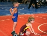 thumbs young gage dower working on an excape Berthoud Wrestling Club brings home 10 trophies