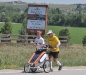 thumbs passing 4e Project America Run comes to Berthoud