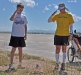 thumbs salute Project America Run comes to Berthoud