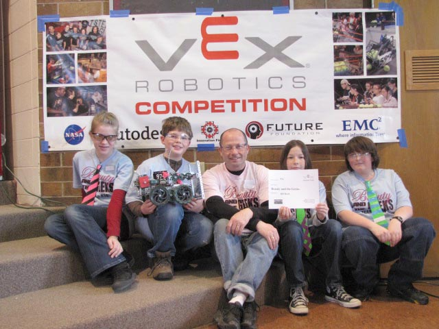 robotics 8 Berthoud High Hosts Colorado VEX Robotics Championship