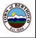 Berthoud Board of Trustees, Agenda, Nov. 30