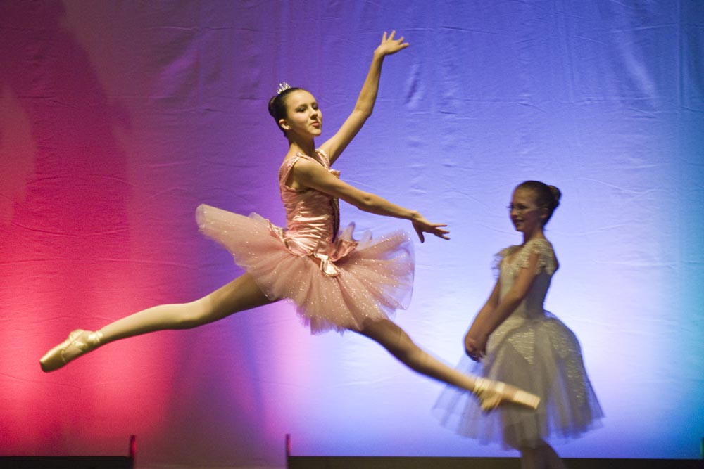 Balarina Berthoud Dance Company Christmas Program