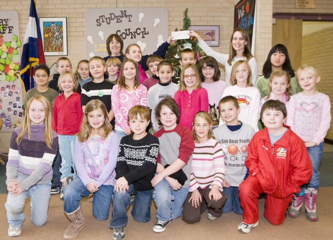 Berthoud el student council