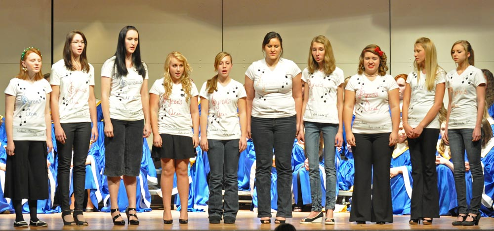 Syrens Aria web Sounds of the Season Berthoud High School Choir