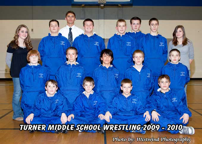 Turner Wrestling Turner Middle School wrestling season begins