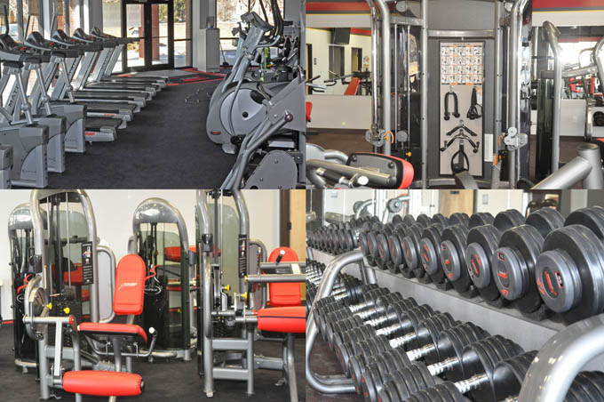 fittness center inside@680 Snap Fitness Center opening Monday