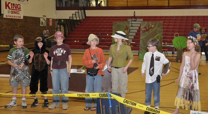 Berthoud El Odyssey of the Mind, its Elementary