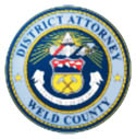 Weld County DA Logo Fraud Alerts from the Weld County District Attorney