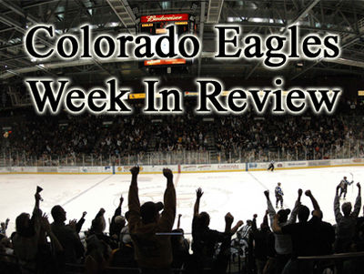 image001 Colorado Eagles Week In Review