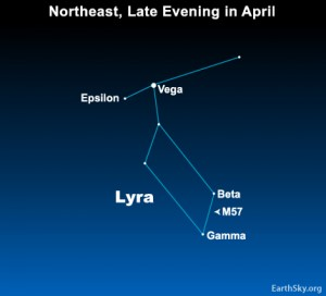 10apr22 4301 300x272 Earthsky Tonight — April 22, Lyrid meteors may still be flying before dawn
