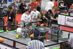 HeavyMetal2 Berthoud and Loveland Teams Compete at VEX World Championship in Dallas