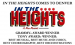 In The Heights opens at the Buell Theater