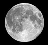 Moon 13 Full moon phases Earthsky Tonight — April 27, April full moon, Saturn and Spica