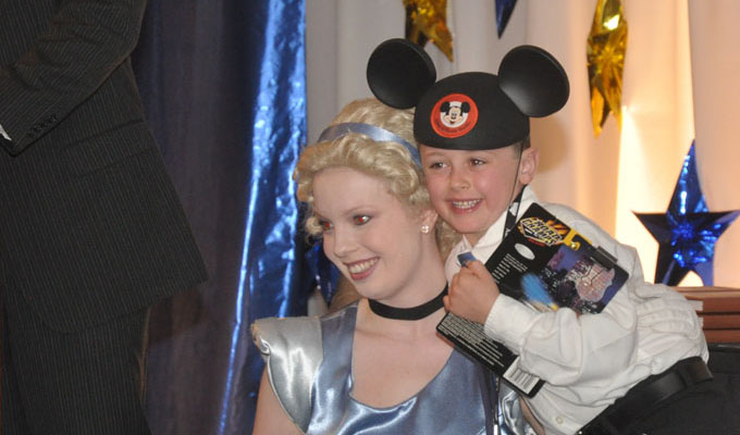 cinderella Realities for Children keeps dreams alive for abused children