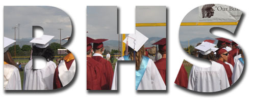 BHS TEXT3 Berthoud High School Graduating Class Photos