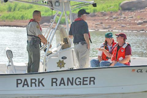 Carter Ranger 6 1 1 Volunteer rangers needed on the Ranger Boat