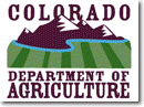 Colo Dep of Ag Logo Buying or Selling a Horse? Be Sure to get a Brand Inspection