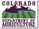 Colo Dep of Ag Logo2 Annual Directory Promotes Colorado Hay
