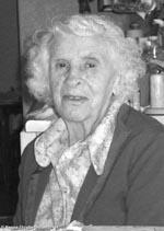 Nanna Banderet Obituary: Nanna Elizabeth Banderet