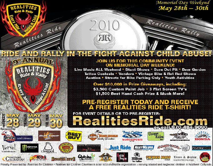 realities ride Realities for Children Poker Run comes to Berthoud