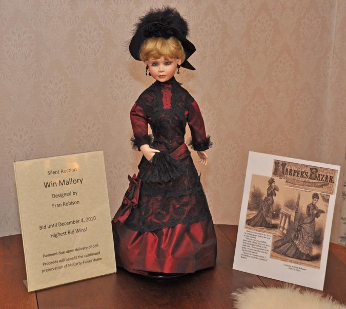 6094 Mallory doll Doll Collection now dressed for summer