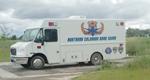 Bomb squad van 150 pix Berthoud Fire Beat, June 2010
