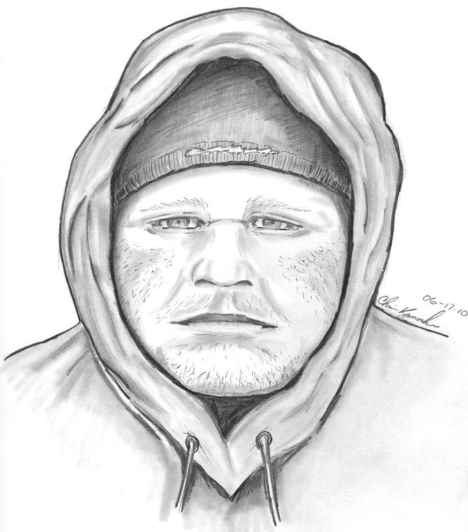 Composit Sheriff looking for armed robber