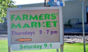 Farmers Market sign 300x179 Farmers Market sign