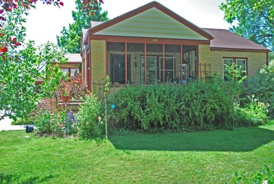 Johnson house 12th Annual Berthoud Historic Home Tour