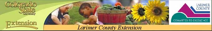 Larimer County Extension service.new 2 Gardening with Larimer Master Gardeners, June 18