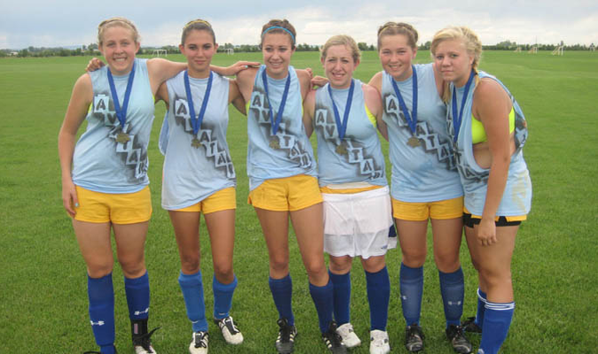 AVATAR Soccer Team Berthoud Team wins 3 v 3 LIVE Soccer Tournament