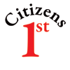 Citizens 1st Logo Forum on Berthoud Water