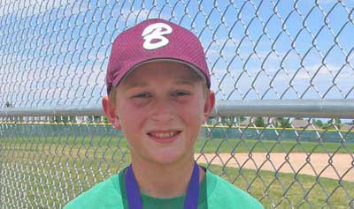 Josh Schumacher head shot Josh Schumacher advances to state finals