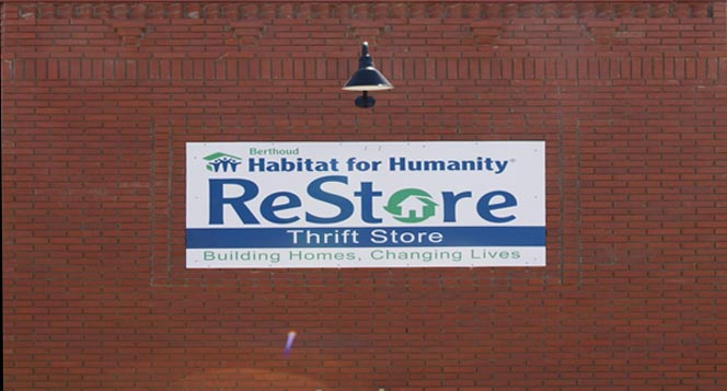 ReStore 4 Habitat ReStore getting close