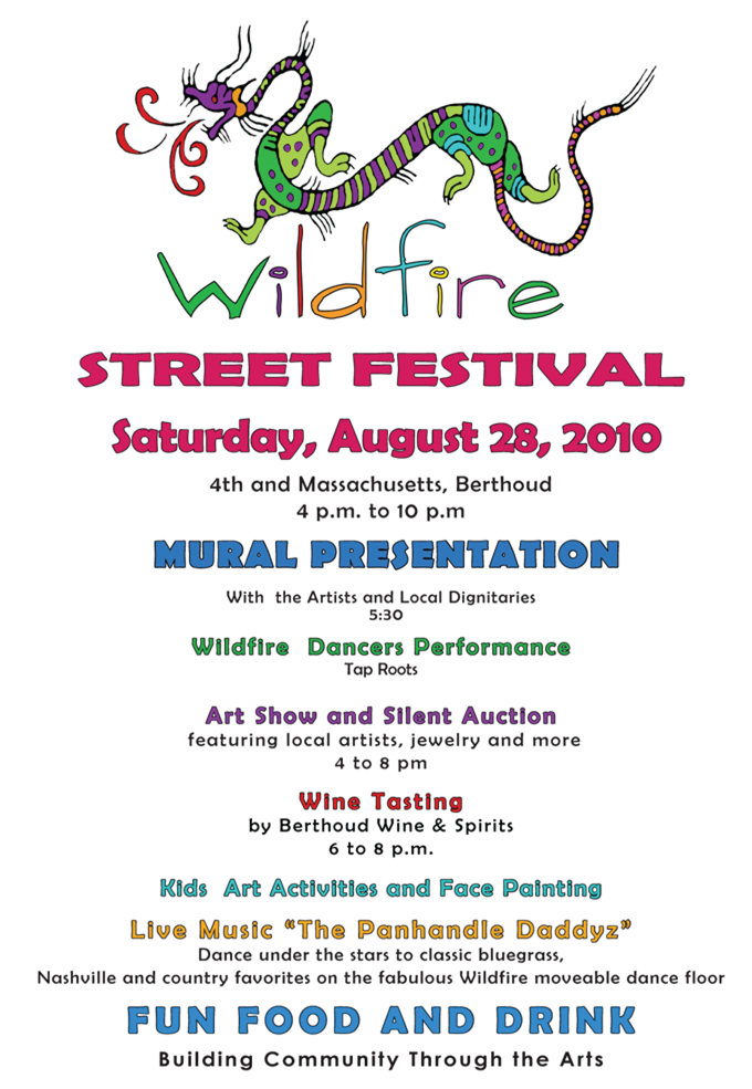 Wildfire Street Festival Wildfire Street Festival