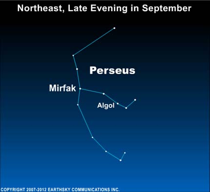 10sep17 430 EarthSky Tonight—September 17,  Close up on constellation Perseus the Hero and Demon Star