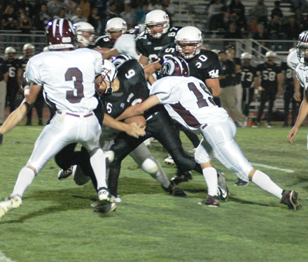 10 1 10.4 Berthoud tops Fort Morgan 16 14