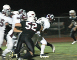 10 1 10.8 Berthoud tops Fort Morgan 16 14