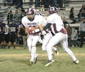 10 29 10.4 Handoff Mountain Lions Roar Too Loud for Spartans