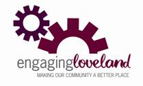 EngagingLoveland logo 2010 Loveland Art Studio Tour Preview Show October 16 17