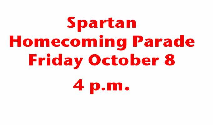 HC Parade Homecoming Parade kicks off the weekend
